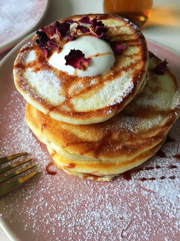 Persian Pancakes