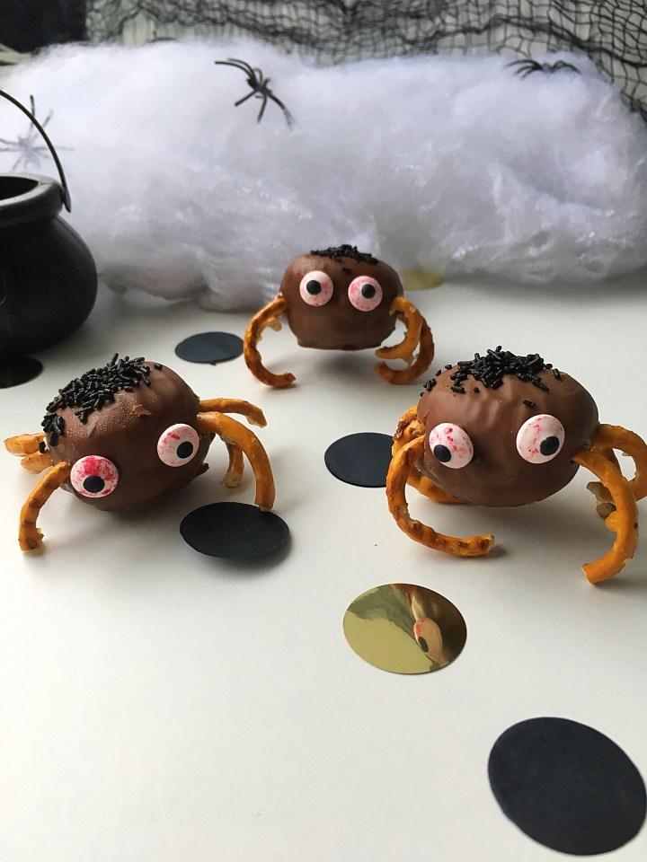 Soezenspinnen