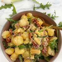 Truffel-Oude Kaas Aardappelsalade
