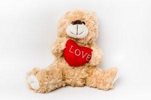 Love Bear soft toy