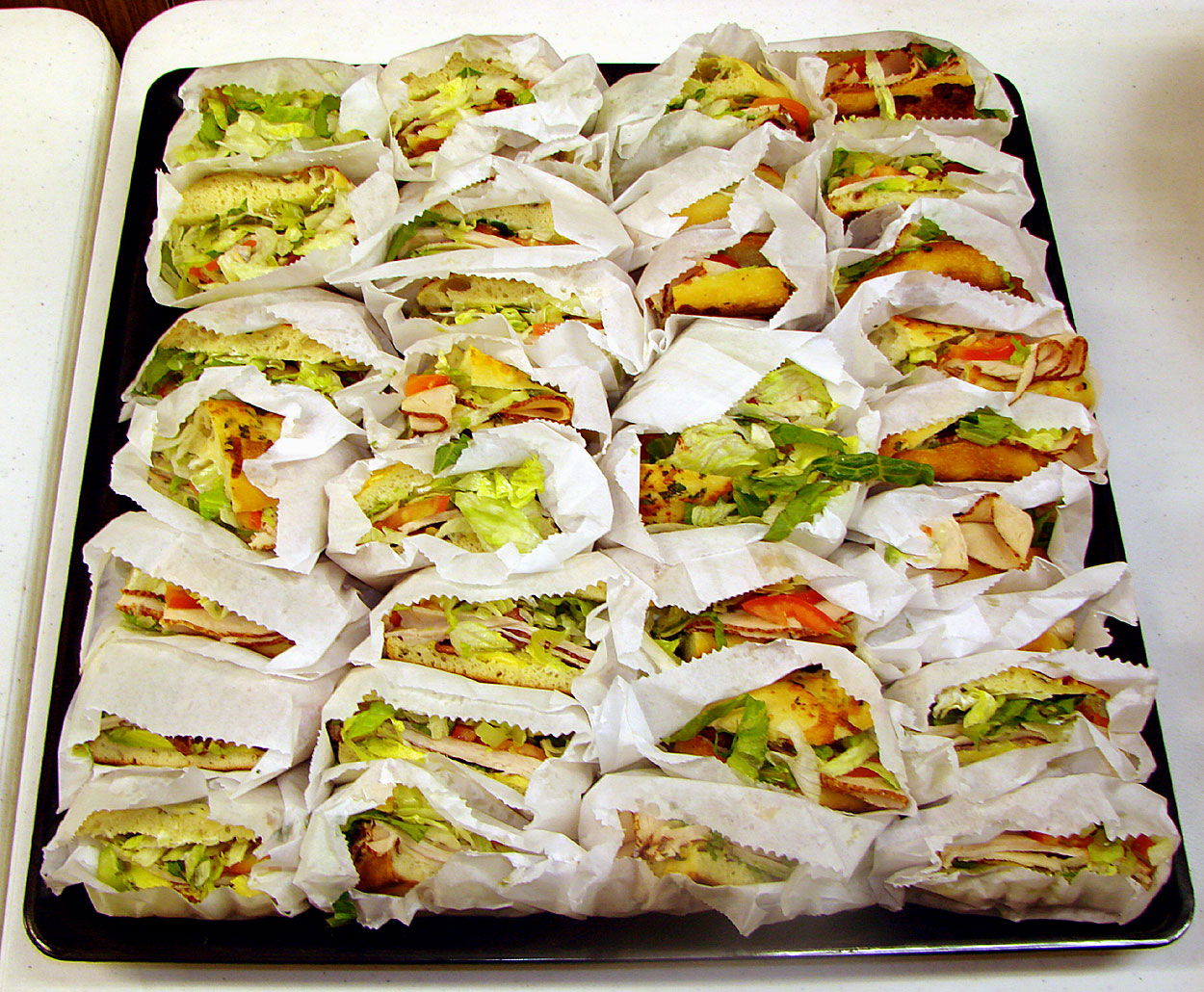 California Pizza Kitchen Catering | A Catered Luncheon By Cpk Tasty Island
