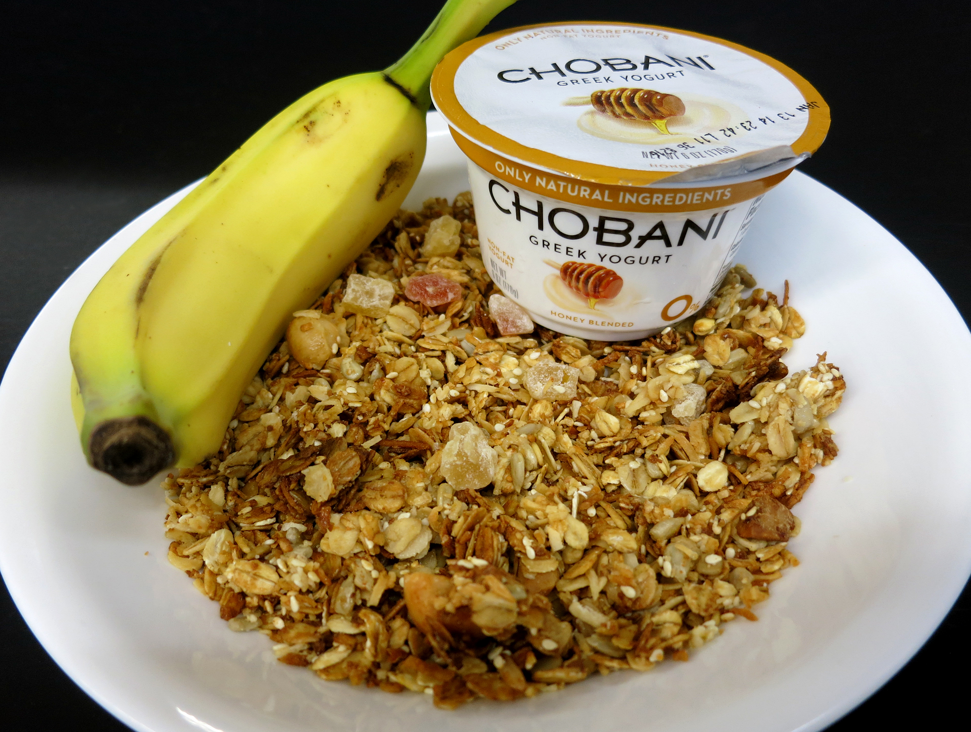 Image result for chobani yogurt with granola