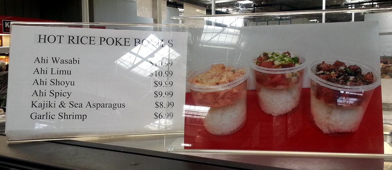 Costco Made In Hawaii Eats Tasty Island