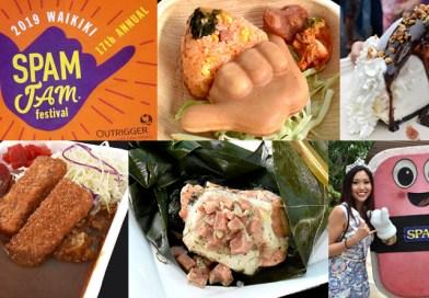 2019 Waikiki SPAM JAM coverage