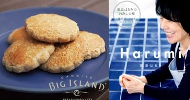 Big Island Candies Hawaii Salt Cookies by Harumi Kurihara