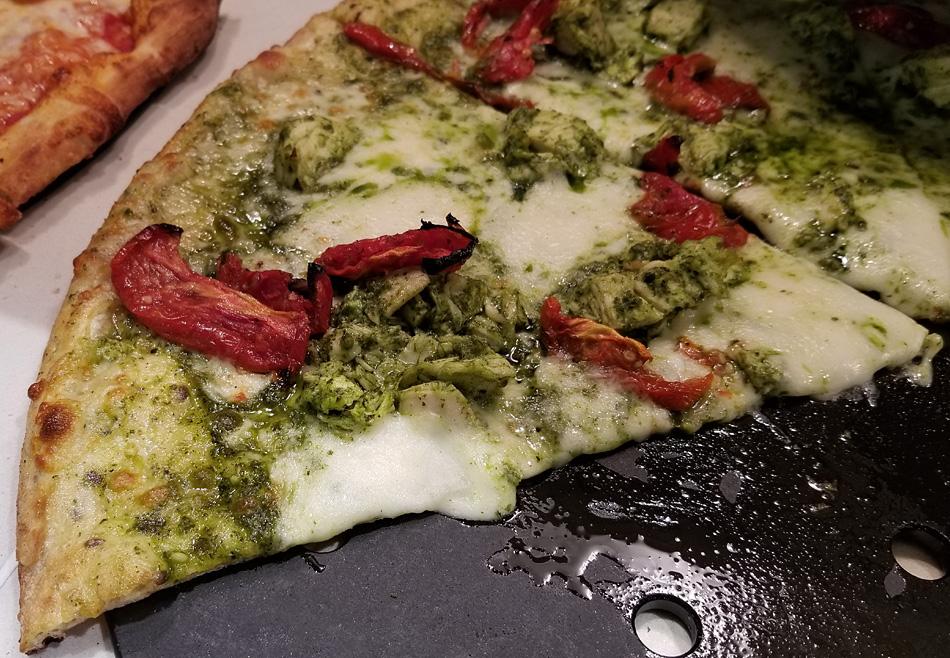 Whole Foods Market Queen Chicken Pesto Pizza
