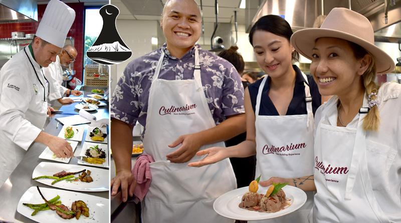 Culinarium Team Building Experience at KCC