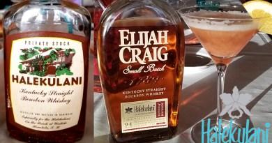 Halekulani Private Label Bourbon Whiskey