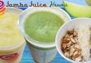Honeydew This, Honeydew That. The Latest from Jamba Juice Hawaii