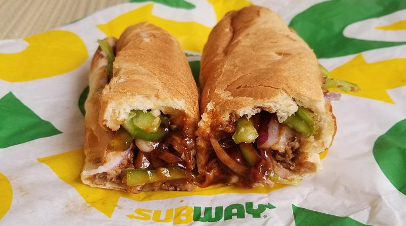 Subway of Hawaii's new Mango Kiawe Steak & Cheese – Tasty Island