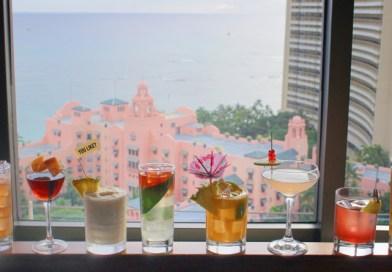 Top of Waikiki Throwback to Thursdays Cocktails 2019