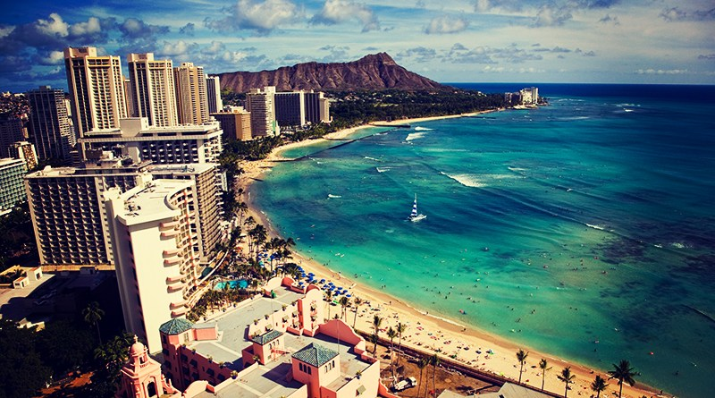 Oahu Hotels Memorialized
