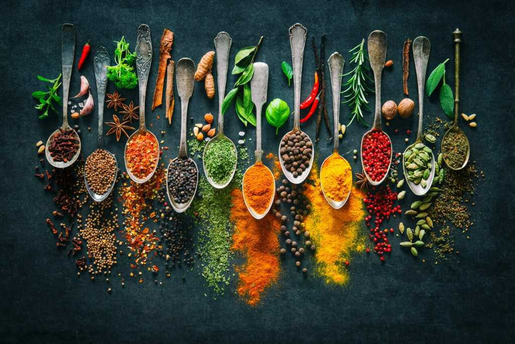 Fun facts about herbs and spices and three of our kitchen must-haves.