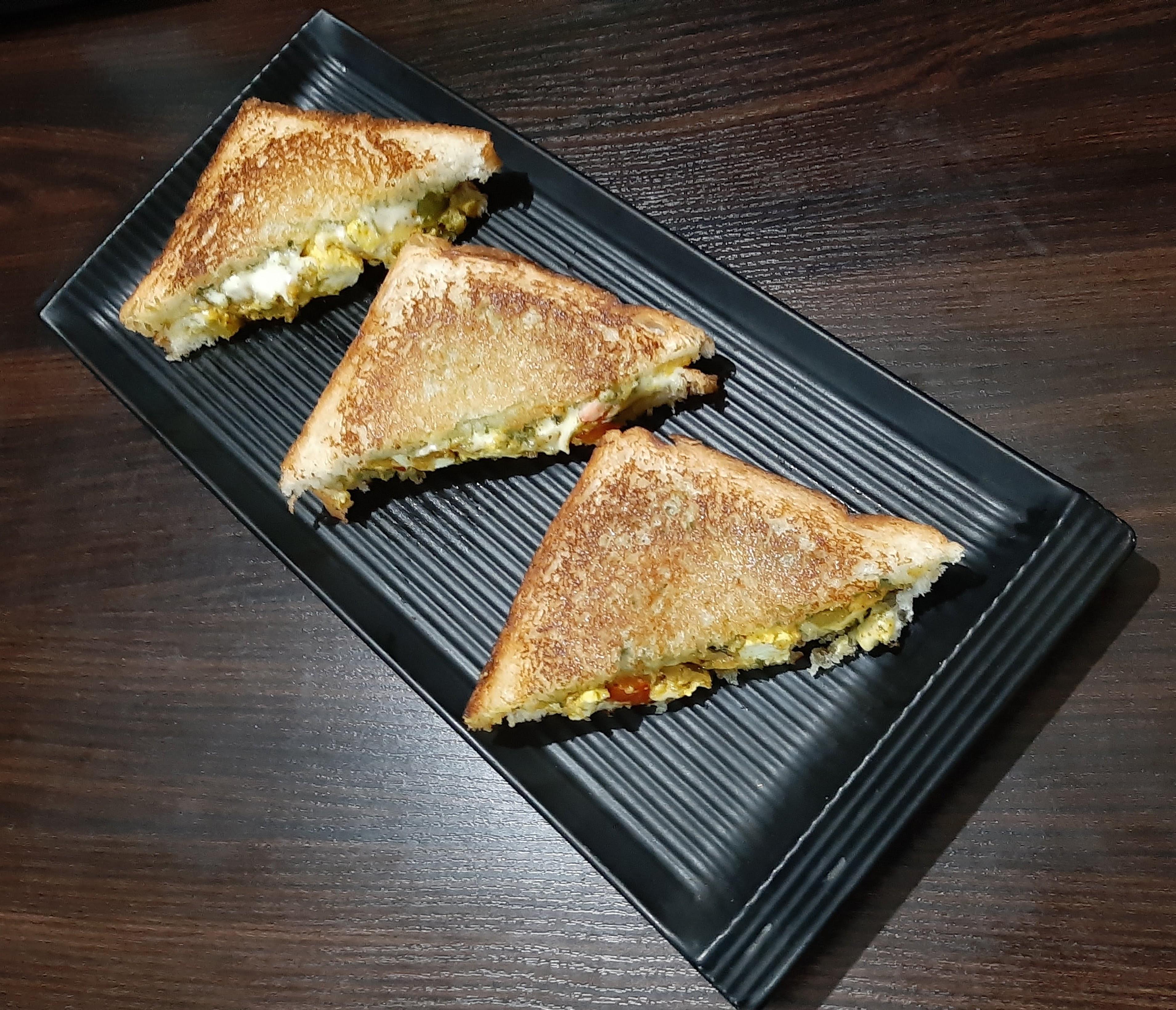 Tandoor Paneer Sandwich