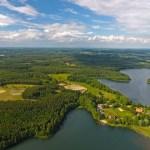 Stary Młyn Strzeszyn - krajobraz