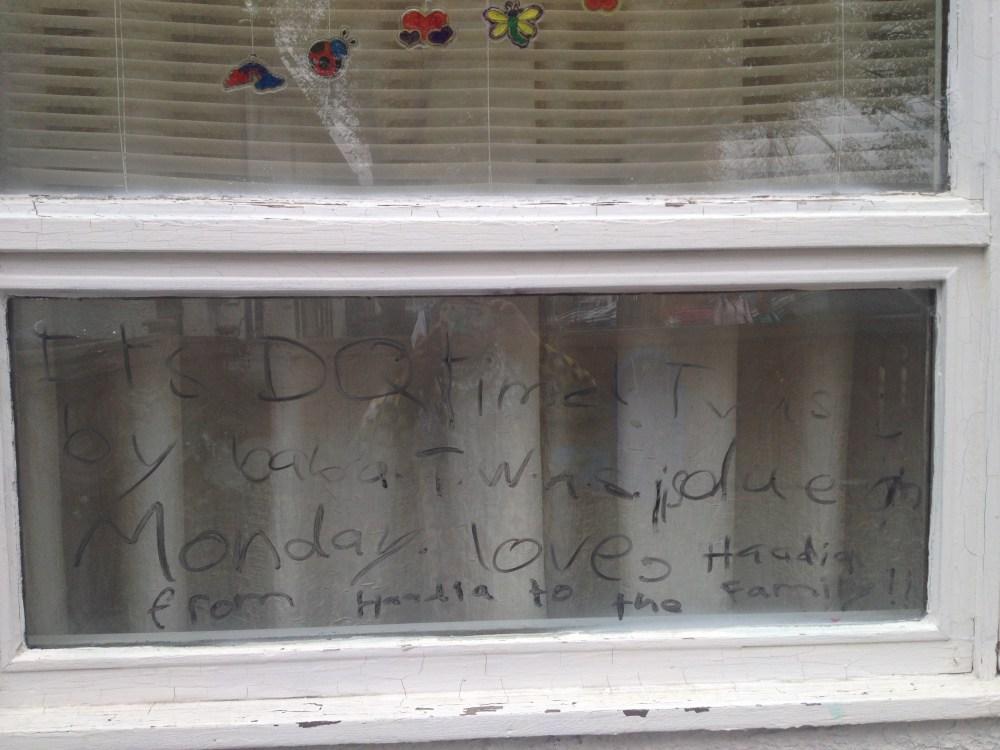 Window Writer & Artiste - My Catharsis (6/6)