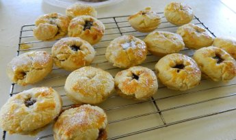 image mince pies