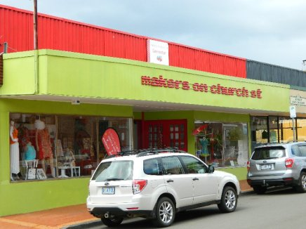 Maker's on Church St, Geeveston