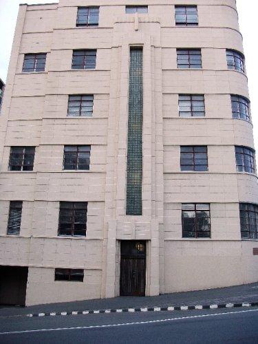Another art deco era building in Hobart