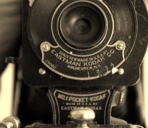 No. I Kodak Pocket Camera 1926.