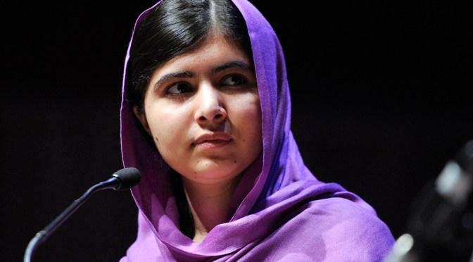 Poslušajte dirljivu priču Malalinog oca