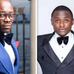 """""""Thank You For Letting Me Carry Your Bag Daily"""" Ubi Franklin Celebrates Julius Agwu"""