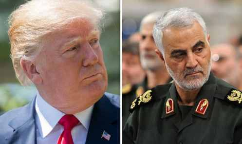 US Considering MILITARY ACTION Against Iran as Tensions Neach new Highs
