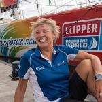 Meet First Woman To Win Clipper Round The Yacht Race