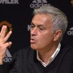 Angry Mourinho Walk out of Man Utd Press Conference – Video