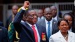Emmerson Mnangagwa Wins Zimbabwe Election