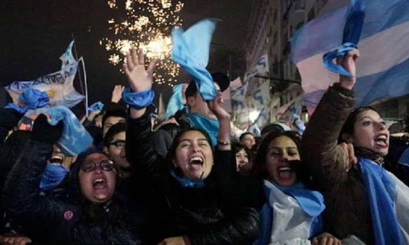 Argentina's Senate Rejects Proposed Bill to Legalize Abortion