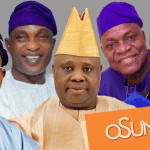 Osun Election Inconclusive; Adeleke (PDP),Oyetola (APC) To Have A Re-Run