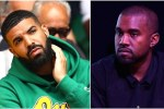 Kanye West Slams Drake for Suggesting he Bedded Kim Kardashian