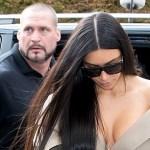 Kim Kardashian Bodyguard Sued for $6.1m Over Paris Robbery