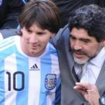 Messi visits the Toilet too much to be a Leader – Maradona