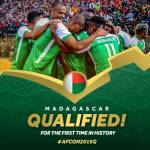 Africa Cup of Nations: Madagascar Qualify for First Ever Finals