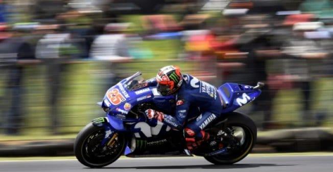 Motorcycling: Vinales Wins Aussie MotoGP as Multiple World Champion