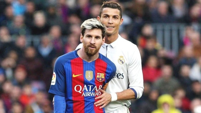 Messi and I Have Staying Power - Ronaldo