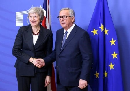 EU, Britain Agree Draft Deal on Future Relations