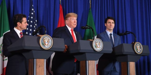 US, Canada, Mexico Sign Free Trade Deal