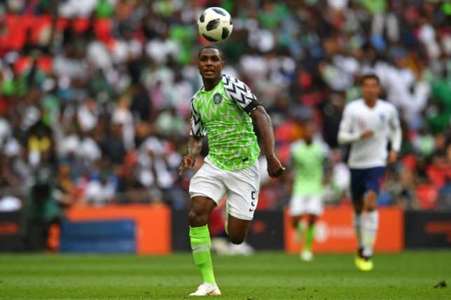 Eagles Star Ighalo To Replace Suarez At Barcelona