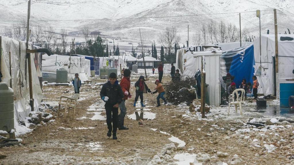 Lebanon: Syrian Refugees Brace for more Floods as new Storm nears