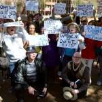 Malawi police block albino protest march