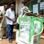Nigerians Votes Today In Governor Elections