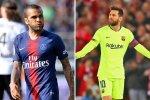 Messi is still the best despite Champions League defeat - Alves