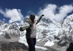 South African woman conquers Mount Everest in 27 days, on 4th try