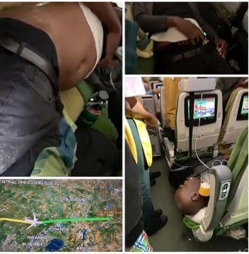 Two Men Dead After The Drug They Swallowed Burst During A Flight