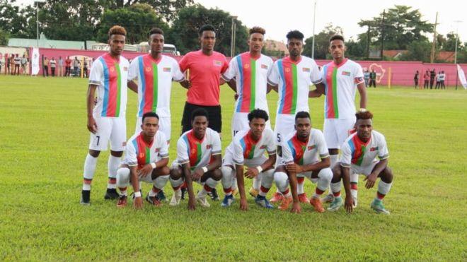 Five Eritrean footballers abscond in Uganda