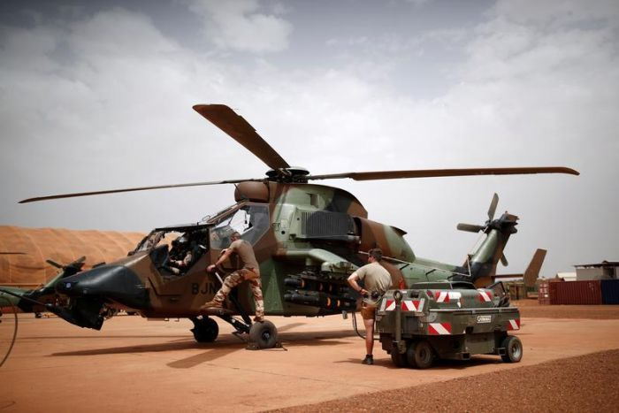 IS claims role in French military helicopters collision that claimed soldiers' life