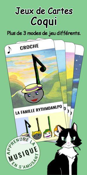 paquet recto 2021 Jeux de cartes Coqui